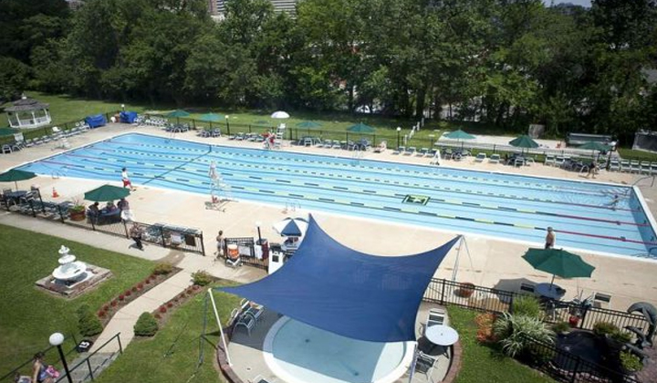 Patton Hall Pool Complex