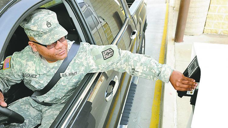 US Army MWR :: Installation Access