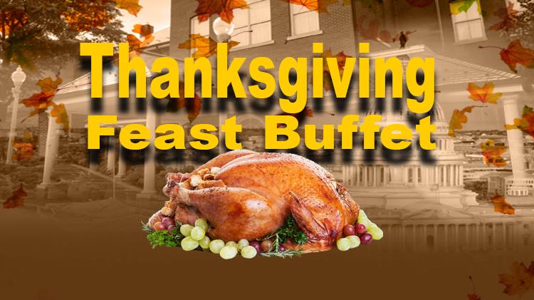 Thanksgiving Feast Buffet